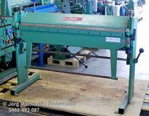 The press brake Jörg 3622 Tuck