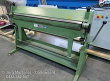 Used M901 Jörg press