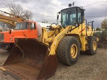 2001 NEW HOLLAND LW170