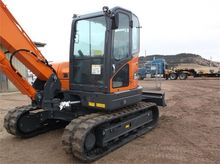 New 2015 DOOSAN DX85