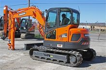 New 2016 DOOSAN DX85