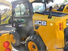 Used 2016 JCB 225 in