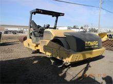 Used 2008 BOMAG BW27