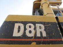 Used Caterpillar D8R