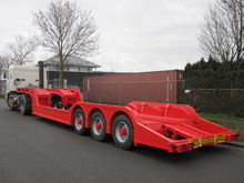 2001 Van Hool Boot Trailer