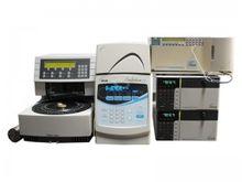 ESA HPLC system