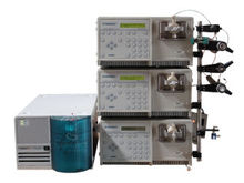 Varian Dynamax HPLC System with