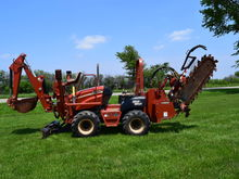 2005 DITCH WITCH RT55