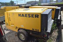 2012 KAESER M100