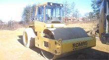 New 2012 BOMAG BW211