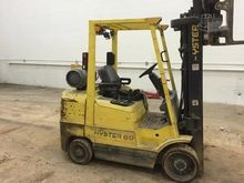Used 2000 HYSTER S60