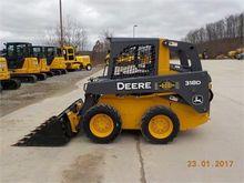 New 2013 DEERE 318D