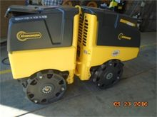 New 2016 BOMAG BMP85