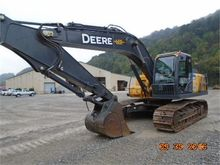 New 2013 DEERE 210G