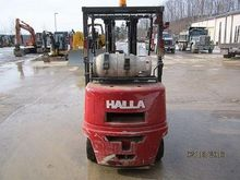 2000 HALLA HLF25C