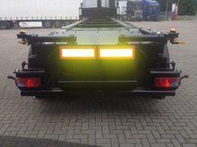 2017 Benalu Kipp chassis tippin