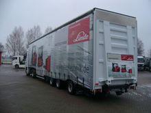 2016 Semitrailer trucks Transpo
