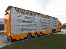 2017 Livestock semitrailer NEW