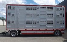 2017 Livestock trailer NEW from