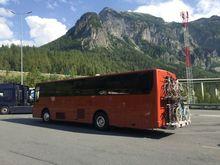 2002 Volvo residential bus B10-