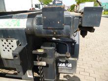 2007 MAFA tipping chassis 30'EL