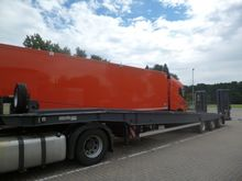 2003 Andover low loader for tra