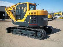 2015 HYUNDAI R125LCR-9A EXCAVAT