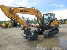 2016 HYUNDAI HX160L EXCAVATOR