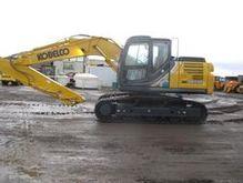 Crawler excavator #83800