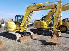 Crawler excavator #83726