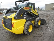 2016 NEW HOLLAND L228 SKID STEE