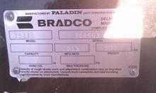 2013 BRADCO 15115 SKID STEER BU