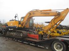 Crawler excavator #79936