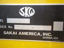2014 SAKAI SV540-D SOIL COMPACT