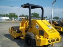 2014 SAKAI SV201D-1 SOIL COMPAC
