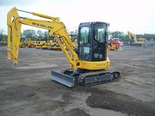 2015 NEW HOLLAND E35B EXCAVATOR