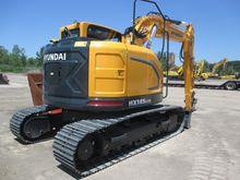 Crawler excavator #82808