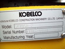 Used 2013 KOBELCO SK