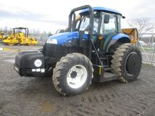 2014 NEW HOLLAND TS6.110 MOWER