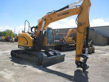 Crawler excavator #82810