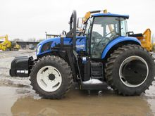 2015 NEW HOLLAND TS6.110 MOWER
