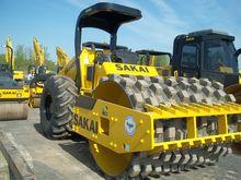 2014 SAKAI SV540-T SOIL COMPACT