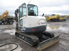 2014 TEREX TC50 EXCAVATOR, MINI