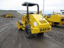 2016 SAKAI SV201D-1 SOIL COMPAC