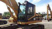 Used 1999 CAT 322BL
