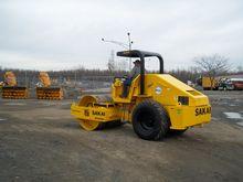 2012 SAKAI SV410D SOIL COMPACTO