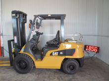 Used Caterpillar GP35 Forklift for sale | Machinio