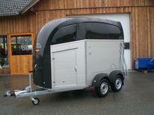 2015 Boeckmann horse trailer Bi