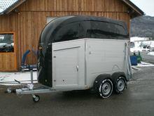 2015 Boeckmann horse trailer Ch
