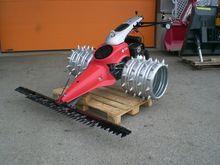 2016 Aebi motor mower Aebi CC 5